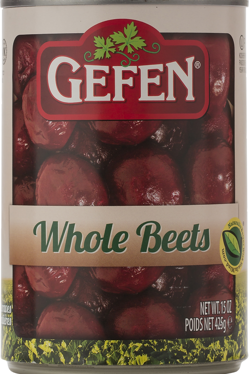 Gefen Whole Beets 15oz