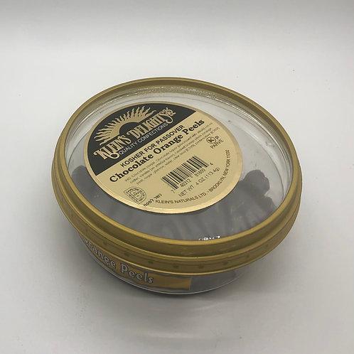Klein's Chocolate Orange Peels 4oz