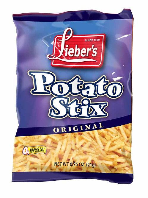 Lieber's Regular Potato Stix .75 oz.