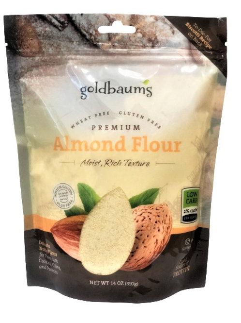 Goldbaum's Almond Flour 14 Oz