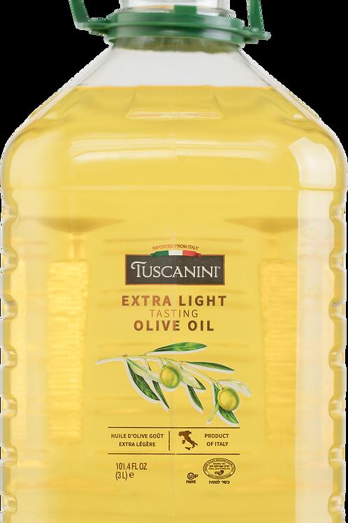 Tuscanini 3lt Extra Light Olive Oil 101oz