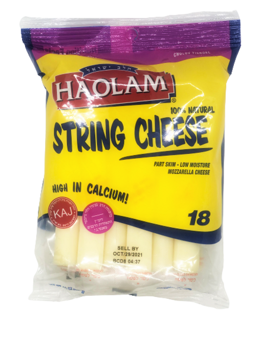 Haolam String Cheese 18oz