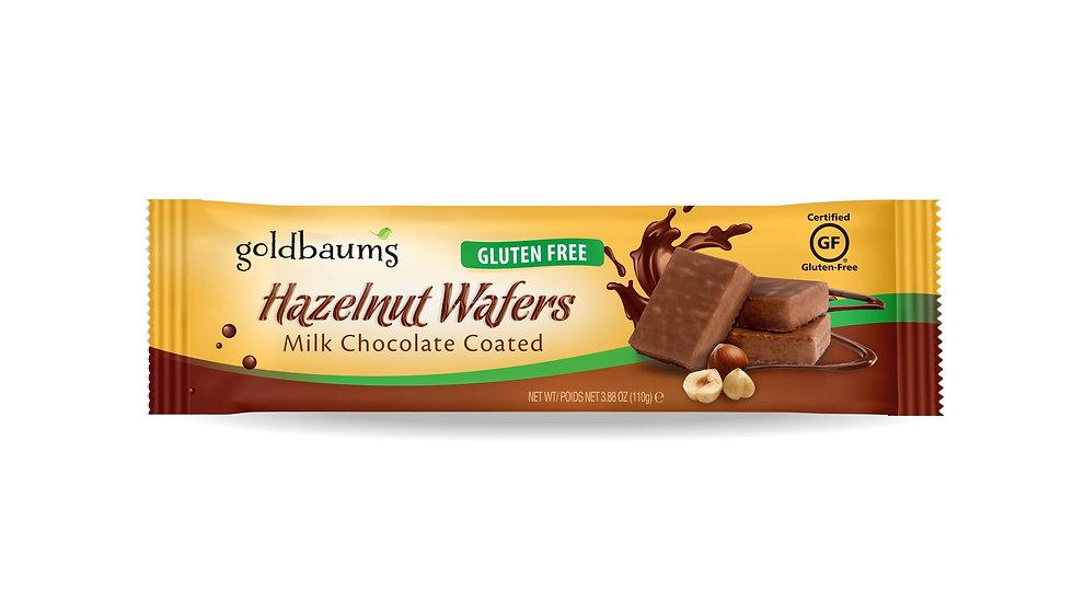 Goldbaums Chocolate Coated Hazelnut Wafers 3.88 oz.