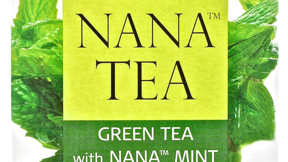 Wissotzky Green Tea With Nana