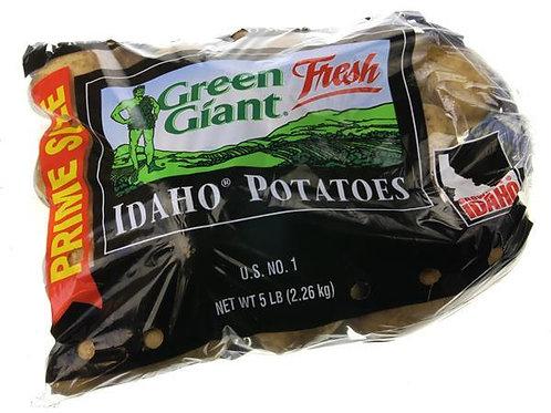 Idaho (Russet) Potatoes 5lbs