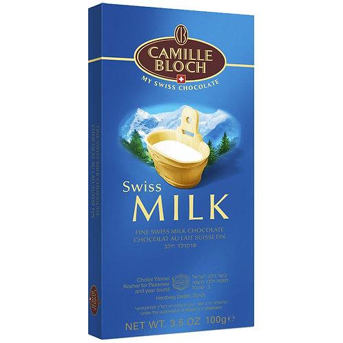 Camille Bloch Swiss Milk Chocolate 3.5oz