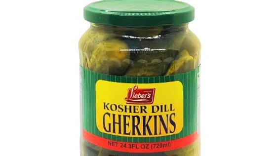 Lieber's Dill Gehrkins 24.3 oz.