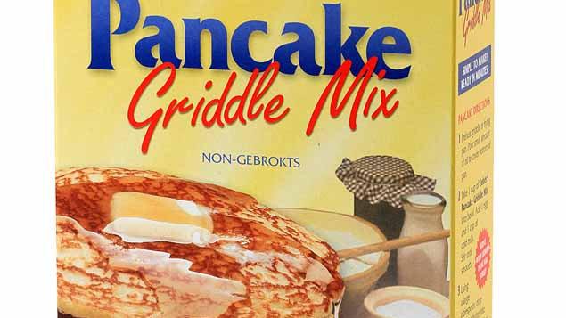 Lieber's Pancake Griddle Mix 8 oz