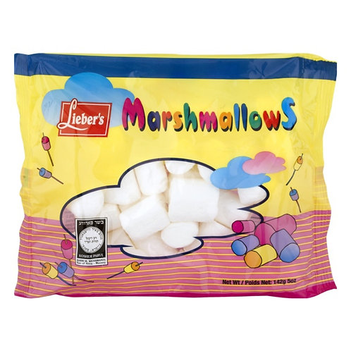 Lieber's Marshmallows (White) 5 oz.