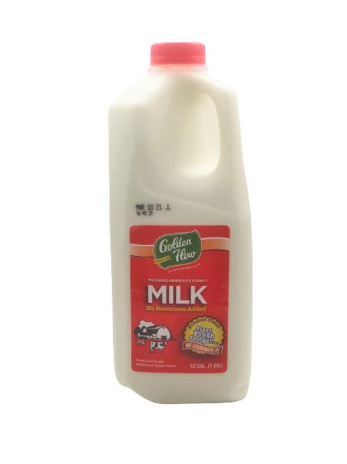 Golden Flow Whole Milk H.G.