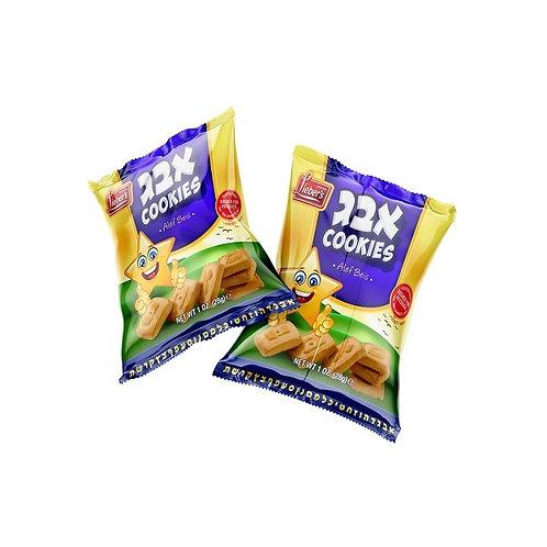 Lieber's Aleph Beis Cookies 1 oz