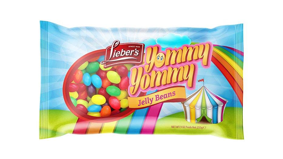 Lieber's Jelly Beans 9 oz.