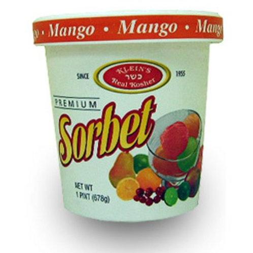 Klein's Sorbet Mango 16oz