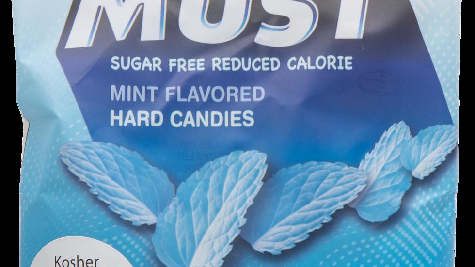 Must Sugar Free Mint Candy 2.82oz