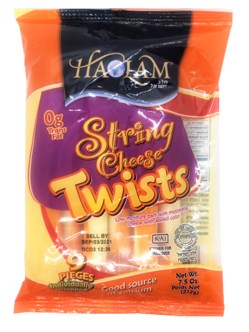 Miller's String Cheese Twist 7.5oz