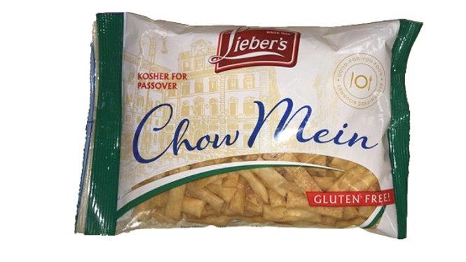 Lieber's Chow Mein Thin 7 oz.