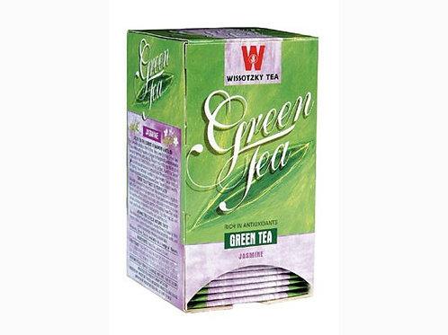 Wissotzky Green Tea W/ Jasmine