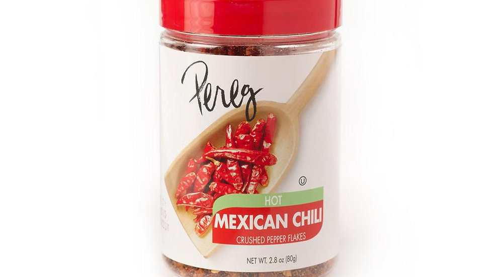 Pereg Mexican Chili Crushed
