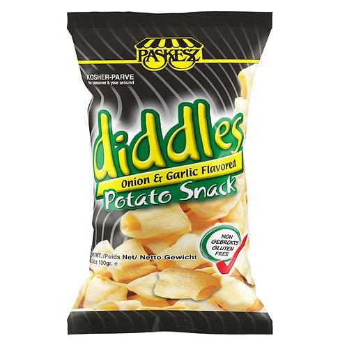 Pazkesz Diddles Onion&Garlic 3.5oz
