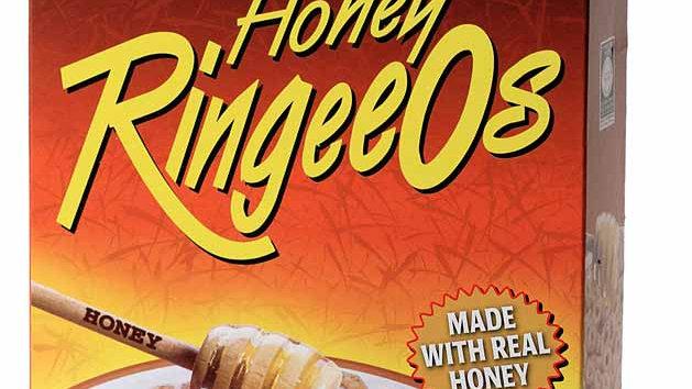 Lieber's Honey Ringeeo's 5.5 oz.