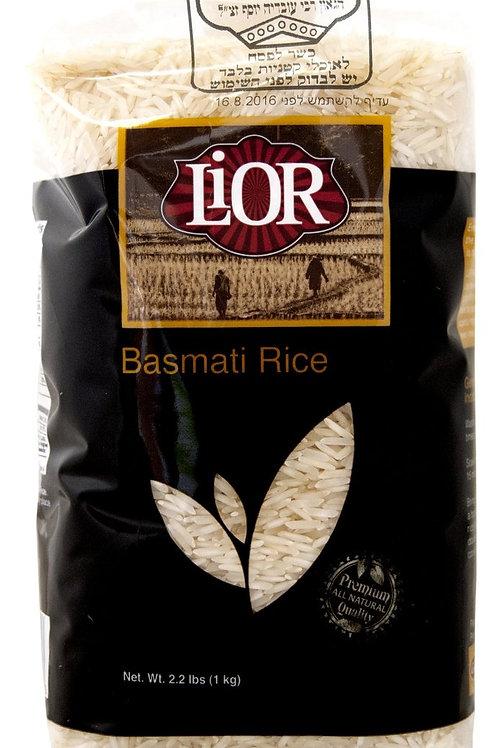 Lior Basmati Rice 1 kg