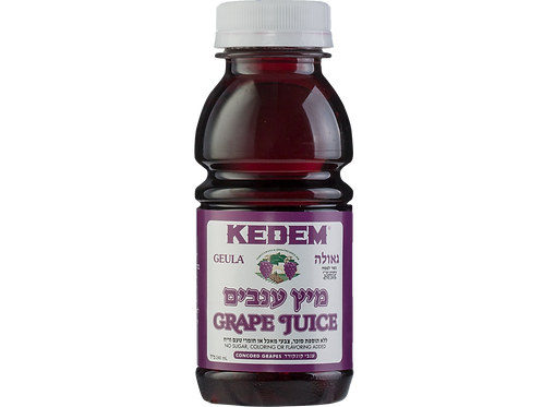 Kedem Grape Juice 8oz