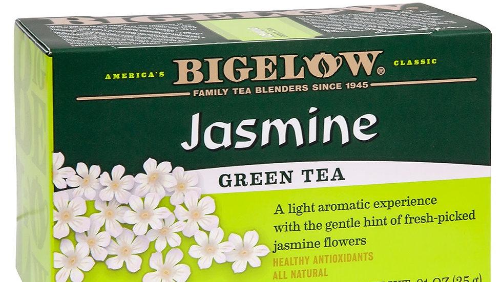Bigelow Green Tea With Jasmine 20 Ct