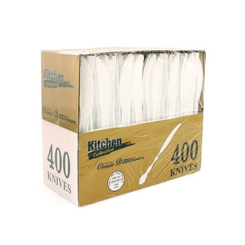 Plastic Knives 400ct