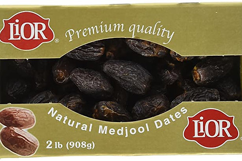 Lior Medj. Dates Large- Gold 2lbs 2 Lbs