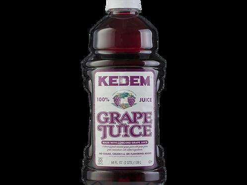 Kedem Grape Juice 64oz