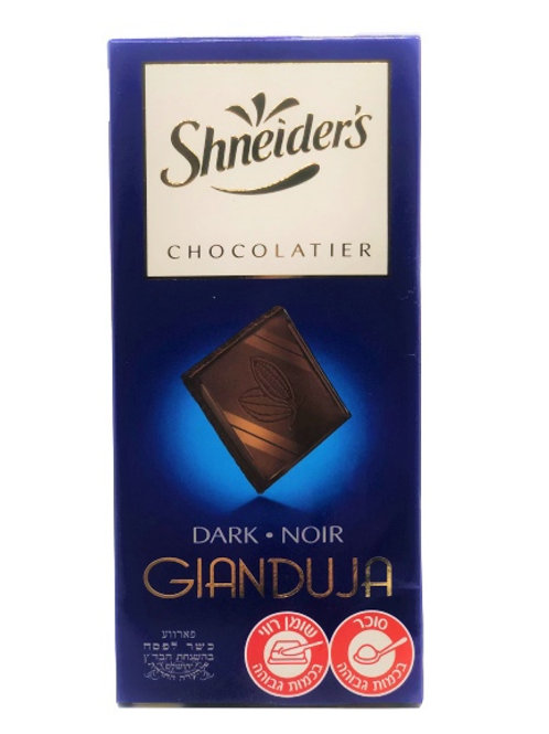 Lieber's Gianduja Dark Chocolate 3.5 oz.
