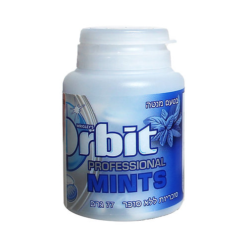 Orbit Mint Bottle 2.7oz