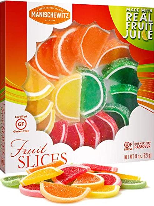 Manischewitz Fruit Slices 8oz