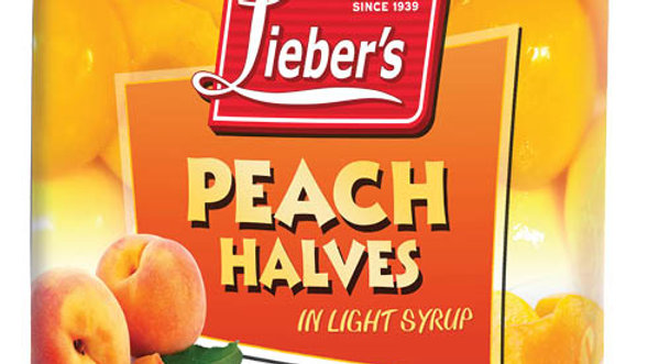 Lieber's Peaches (Halves) 29 oz.