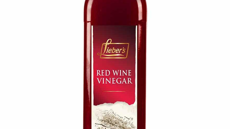 Lieber's Red Wine Vinegar 16.9 oz.