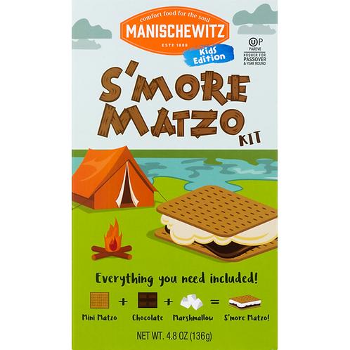 Manischewitz S'More Matzo Kit 4.8oz