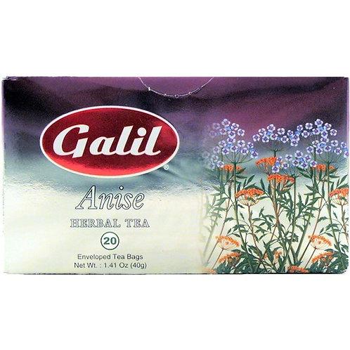 Galil Tea Anise 20 pcs