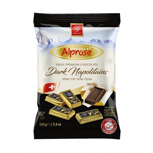 Alprose Napolitains Dark 5.3oz