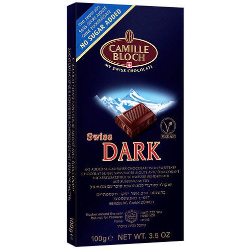 Camille Bloch Swiss Dark NS 3.5oz