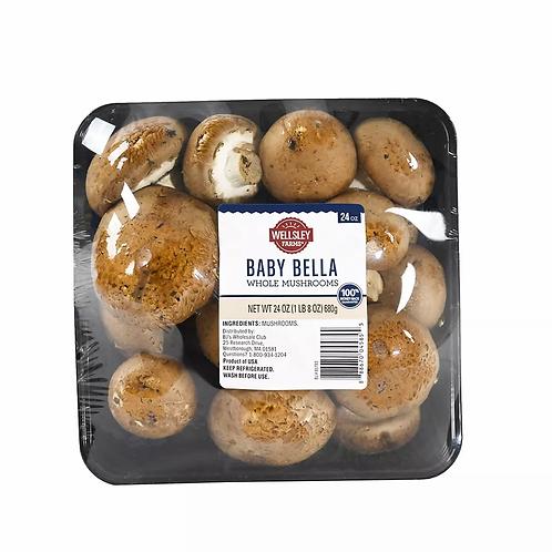 Baby Bella Mushroom 8oz