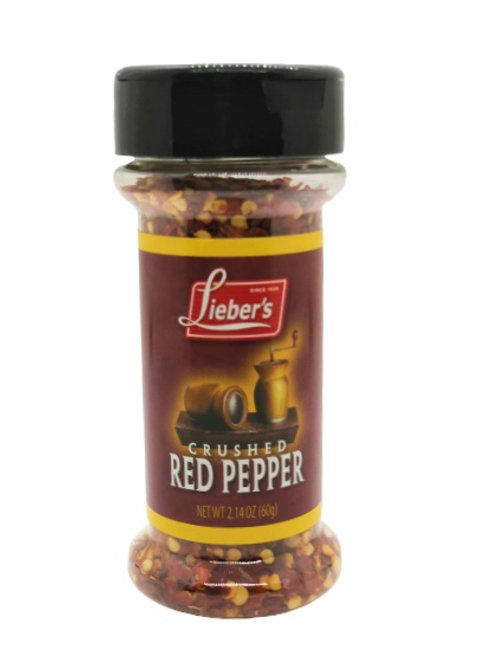 Lieber's Crushed Red Pepper 2.14 oz.