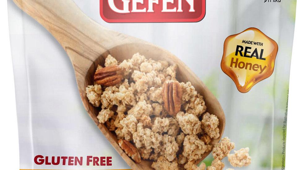 Gefen Honey Almond Chewy Granola Clusters