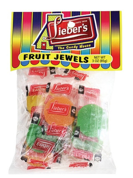 Lieber's Fruit Jewels 3 oz.