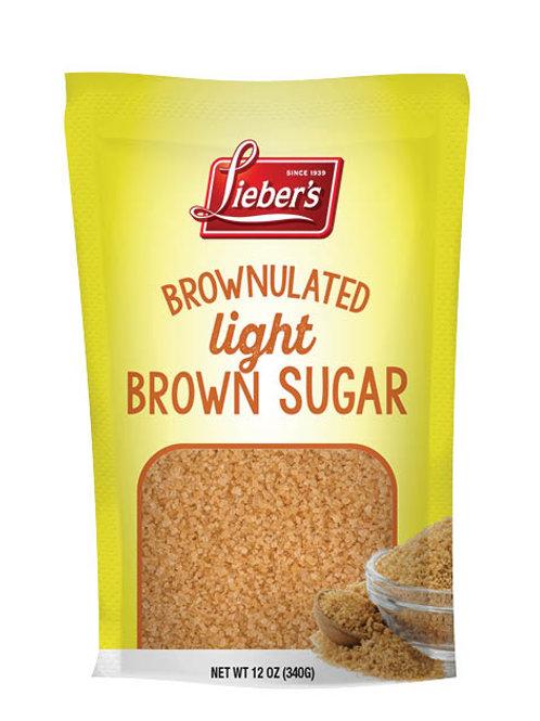Lieber's Brownulated Sugar 12 oz.