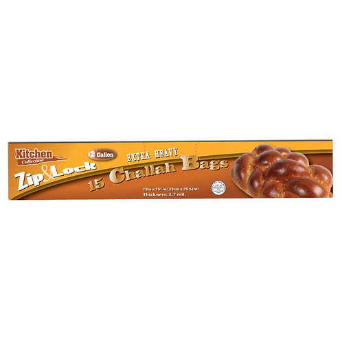 Kitchen Collection Challah Bags 15ct