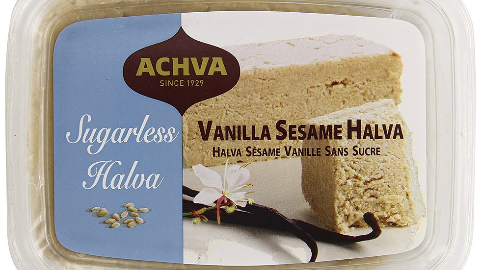 Achva Halva Sugar-Free Vanilla 300 g