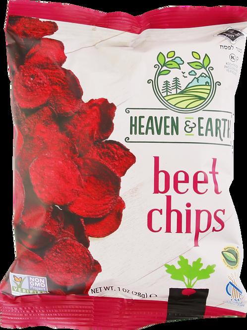 H&E Beet Chips 1.oz
