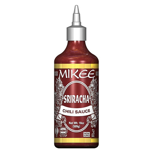 Mikee Sriracha Sauce 18 Oz