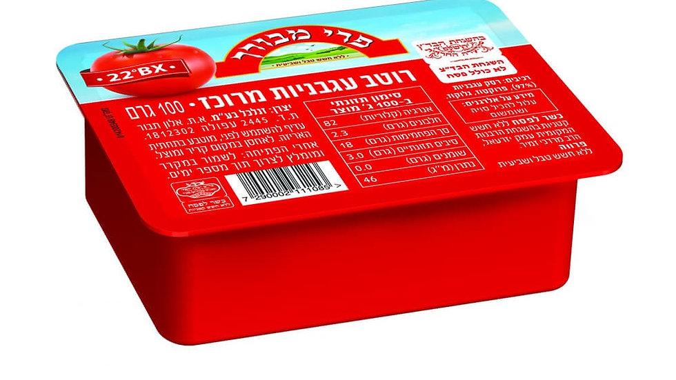 Pri Mevorach Tomato Paste 4/100 g