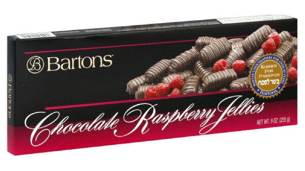 Bartons Raspberry Jellies Parve 9 Oz